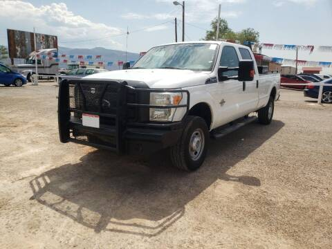 2015 Ford F-350 Super Duty for sale at Bickham Used Cars in Alamogordo NM