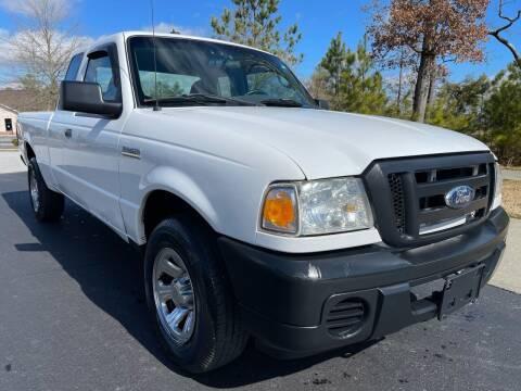 2008 Ford Ranger for sale at LA 12 Motors in Durham NC