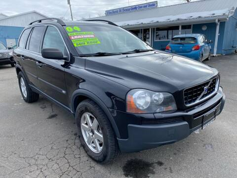 2004 Volvo XC90 for sale at HACKETT & SONS LLC in Nelson PA