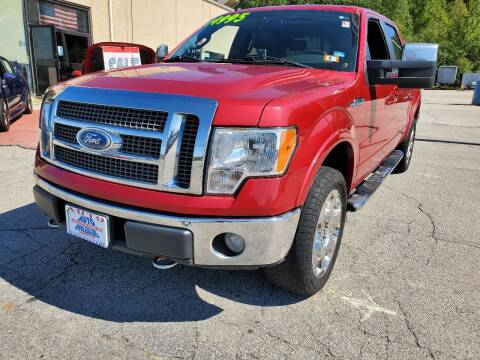 2009 Ford F-150 for sale at Auto Wholesalers Of Hooksett in Hooksett NH