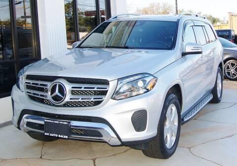 2017 Mercedes-Benz GLS for sale at Avi Auto Sales Inc in Magnolia NJ