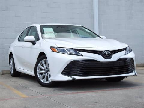 2020 Toyota Camry for sale at Joe Myers Toyota PreOwned in Houston TX