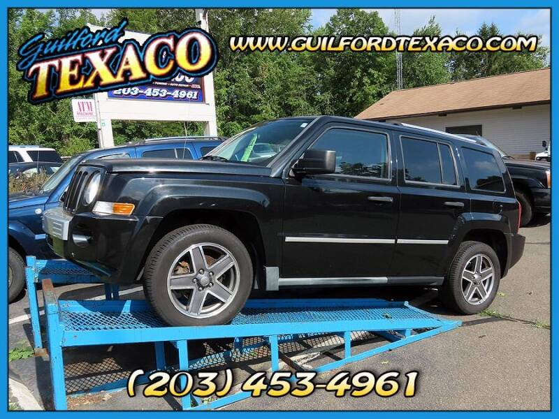 2009 Jeep Patriot for sale at GUILFORD TEXACO in Guilford CT