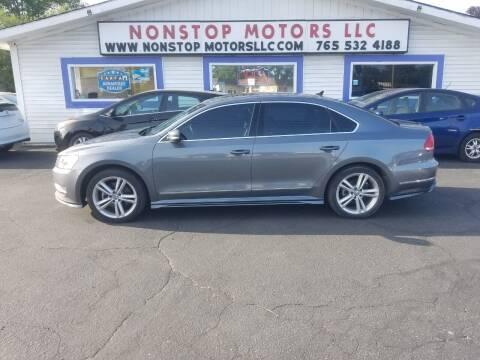 2015 Volkswagen Passat for sale at Nonstop Motors in Indianapolis IN