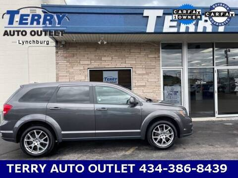 2019 Dodge Journey for sale at Terry Auto Outlet in Lynchburg VA