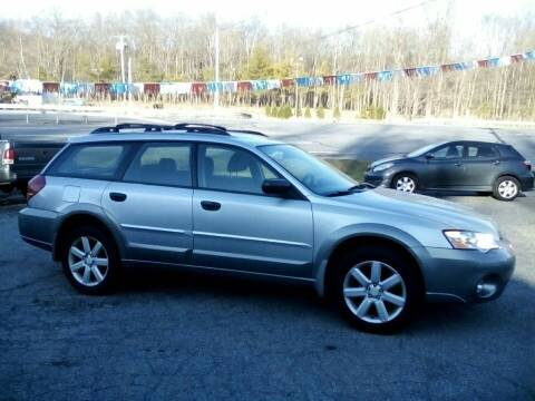 2007 Subaru Outback for sale at Rooney Motors in Pawling NY