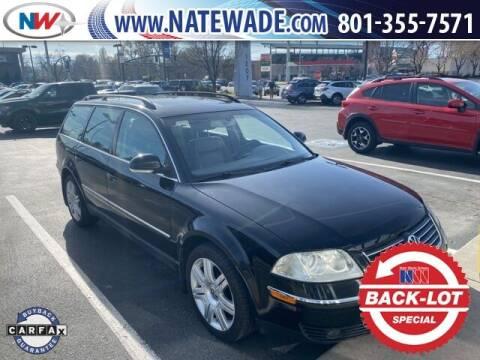 2005 Volkswagen Passat for sale at NATE WADE SUBARU in Salt Lake City UT