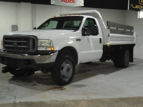 2003 Ford F-550 Super Duty for sale at Ohio Motor Cars in Parma OH