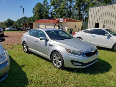 2013 Kia Optima for sale at Lakeview Auto Sales LLC in Sycamore GA