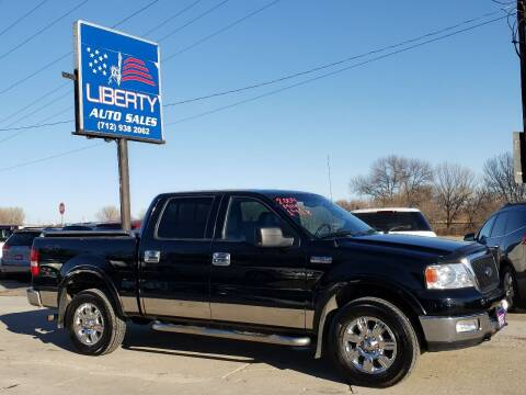 2004 Ford F-150 for sale at Liberty Auto Sales in Merrill IA
