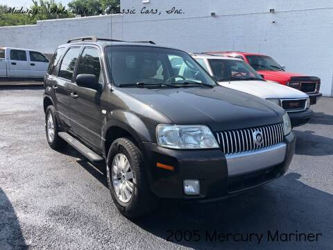 2005 Mercury Mariner for sale at MIDWAY AUTO SALES & CLASSIC CARS INC in Fort Smith AR
