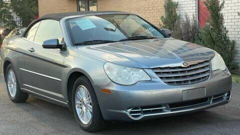 2008 Chrysler Sebring for sale at Auto Imports in Houston TX