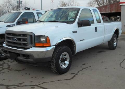 2001 Ford F-250 Super Duty for sale at Central City Auto West in Lewistown MT