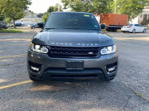 2014 Land Rover Range Rover Sport for sale at Welcome Motors LLC in Haverhill MA
