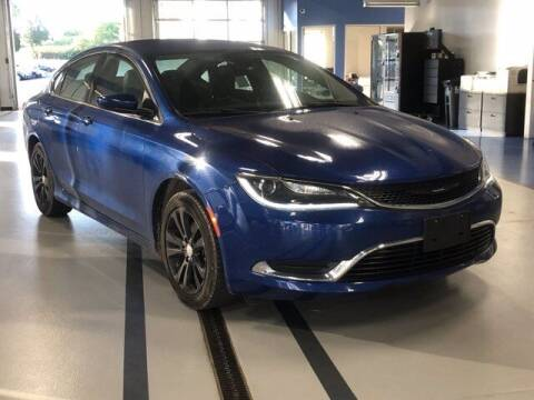 2017 Chrysler 200 for sale at Simply Better Auto in Troy NY