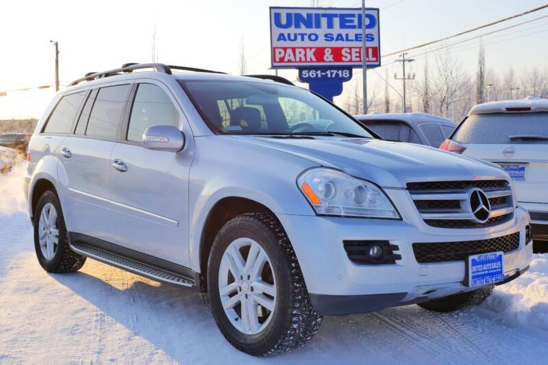 2008 Mercedes-Benz GL-Class for sale at United Auto Sales in Anchorage AK