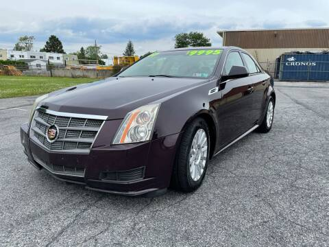 2010 Cadillac CTS for sale at Capri Auto Works in Allentown PA