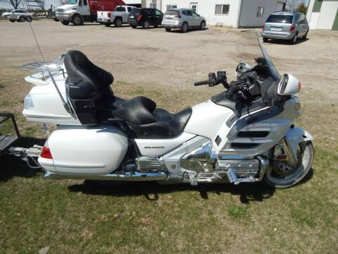 2008 Honda Goldwing for sale at Wheels Unlimited in Smith Center KS