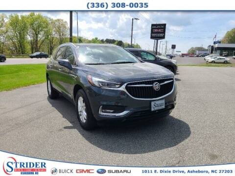 2019 Buick Enclave for sale at STRIDER BUICK GMC SUBARU in Asheboro NC