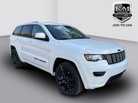 2021 Jeep Grand Cherokee for sale at K&M Wayland Chrysler  Dodge Jeep Ram in Wayland MI