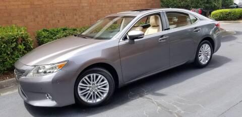 2014 Lexus ES 350 for sale at RPM Exotic Cars in Atlanta GA