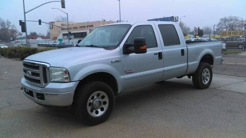 2005 Ford F-350 Super Duty for sale at Larry's Auto Sales Inc. in Fresno CA