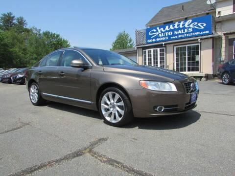2013 Volvo S80 for sale at Shuttles Auto Sales LLC in Hooksett NH