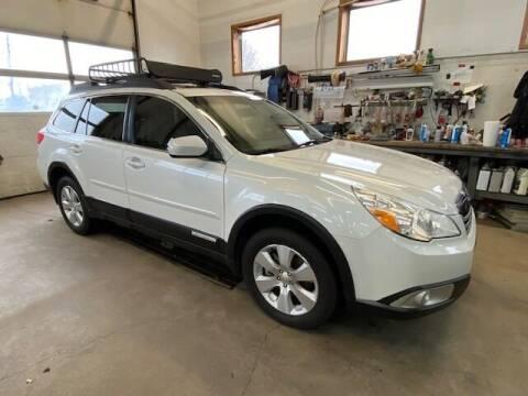 2011 Subaru Outback for sale at Osceola Auto Sales and Service in Osceola WI