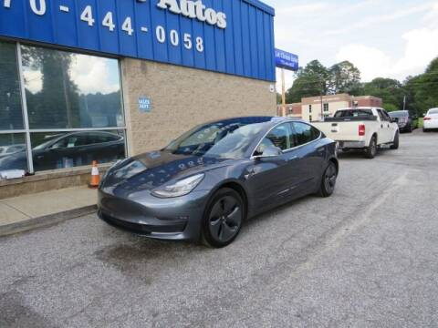 2018 Tesla Model 3 for sale at Southern Auto Solutions - 1st Choice Autos in Marietta GA