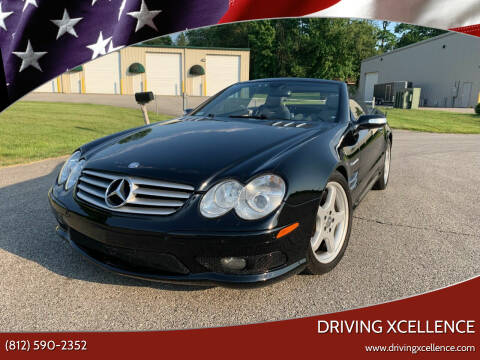 2005 Mercedes-Benz SL-Class for sale at Driving Xcellence in Jeffersonville IN