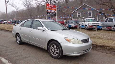 2003 Toyota Camry for sale at Korz Auto Farm in Kansas City KS
