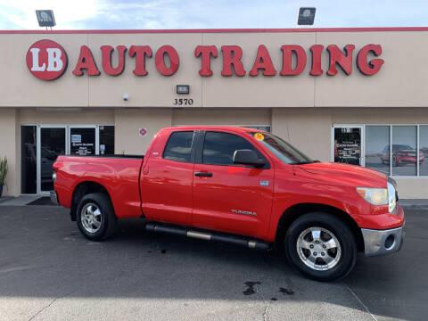 2007 Toyota Tundra for sale at LB Auto Trading in Orlando FL