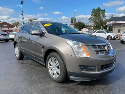 2011 Cadillac SRX for sale at WOLF'S ELITE AUTOS in Wilmington DE