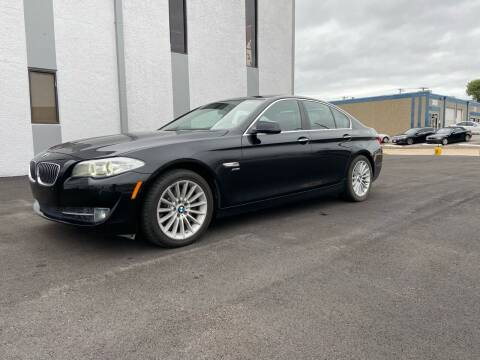 2011 BMW 5 Series for sale at Automotive Brokers Group in Plano TX