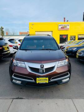 2011 Acura MDX for sale at Hartford Auto Center in Hartford CT
