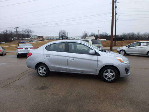 2018 Mitsubishi Mirage G4 for sale at BLACKWELL MOTORS INC in Farmington MO
