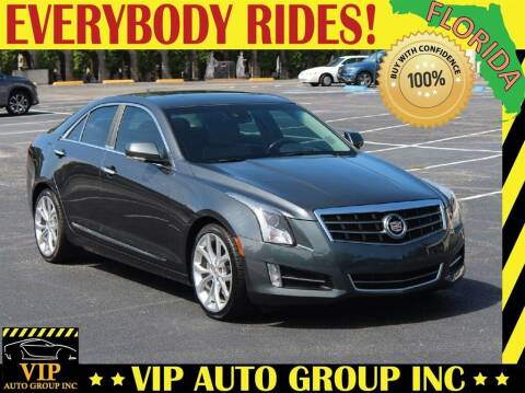 2013 Cadillac ATS for sale at VIP Auto Group in Clearwater FL