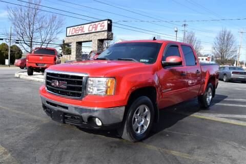 2011 GMC Sierra 1500 for sale at I-DEAL CARS in Camp Hill PA
