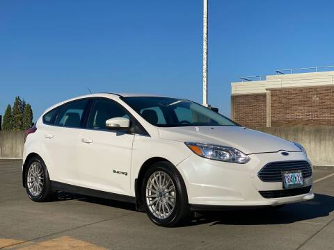 2013 Ford Focus Electric Hatchback  for sale at Rave Auto Sales in Corvallis OR