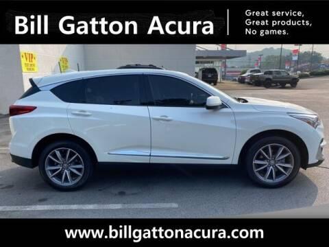 2019 Acura RDX for sale at Bill Gatton Used Cars - BILL GATTON ACURA MAZDA in Johnson City TN