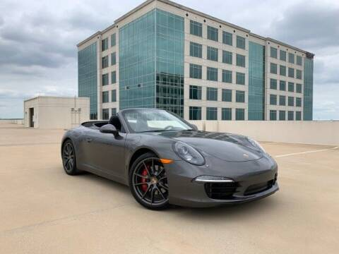 2015 Porsche 911 for sale at SIGNATURE Sales & Consignment in Austin TX