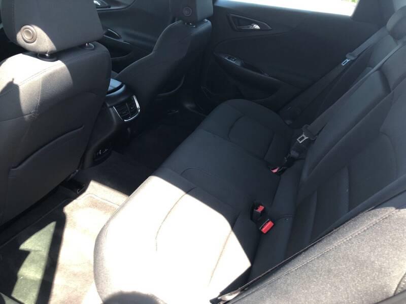2016 Chevrolet Malibu LT 4dr Sedan w/1LT - Bristol TN