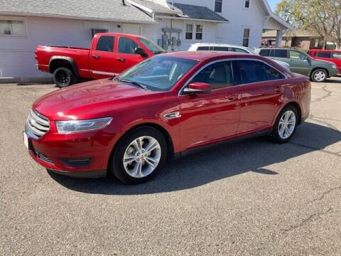 2014 Ford Taurus for sale at Affordable Motors in Jamestown ND