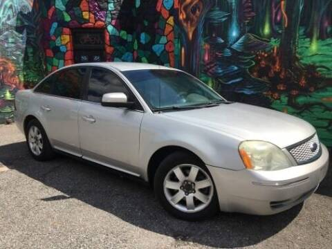 2007 Ford Five Hundred for sale at GARAGE ZERO in Jacksonville FL