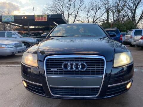 2006 Audi A6 for sale at Cash Car Outlet in Mckinney TX