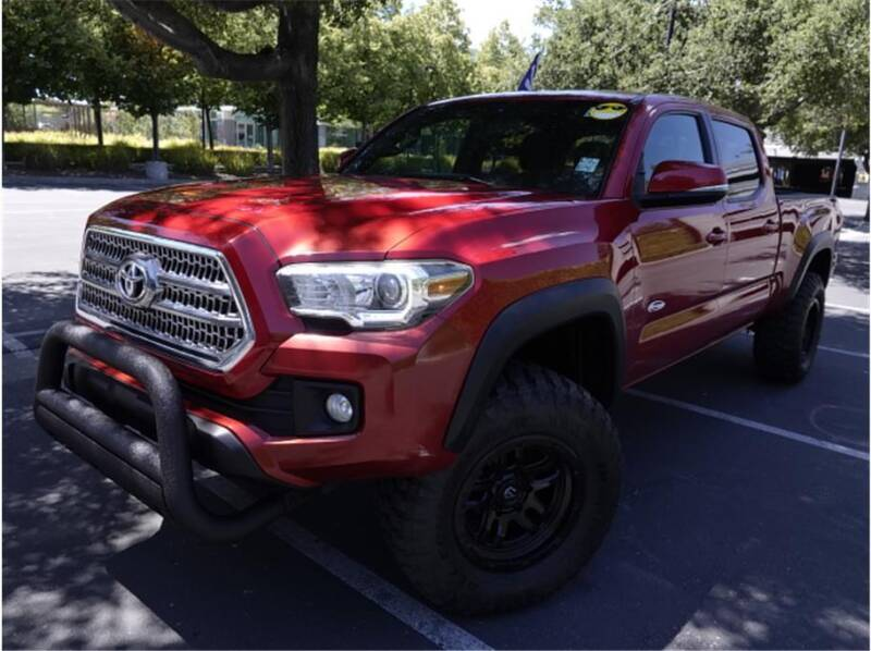 2016 Toyota Tacoma for sale at BAY AREA CAR SALES in San Jose CA