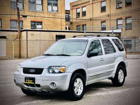 2006 Ford Escape for sale at ARCH AUTO SALES in St. Louis MO