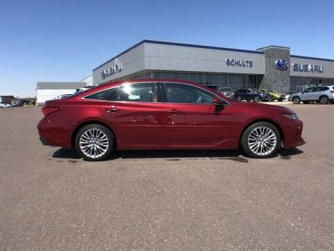 2019 Toyota Avalon for sale at Schulte Subaru in Sioux Falls SD