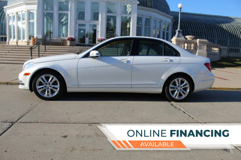 2012 Mercedes-Benz C-Class for sale at K & L Auto Sales in Saint Paul MN