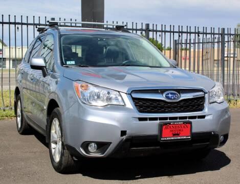 2014 Subaru Forester for sale at Avanesyan Motors in Orem UT